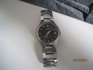 Herren Armbanduhr - Lorus - Top Bild