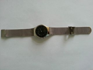 Skagen Herren - Uhr 233lslb Edelstahl Slimline Stainless Steel Bild