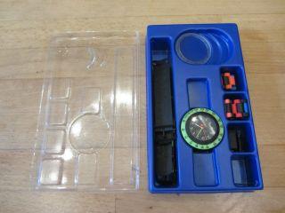 Vintage Lego Uhr Watch System Master Farbe Schwarz,  Selten,  Rar Bild