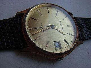 Armbanduhr Prätina Bild