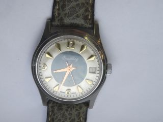 Breitling Bidynator Chronometer Uhr Felsa 692 Bild