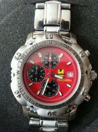 Ferrari Maranello Uhr Sehr Schik Bild