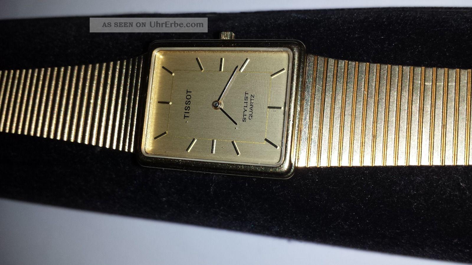 Tissot Herrenuhr Sehr Schön. Armbanduhren Bild