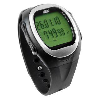 Pyle Sportuhr Alarm Kalorien Chronograph Joggen/rennen/gehen Wasserfest Bild