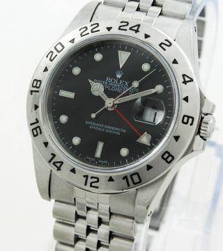 Rolex Explorer Ii Ref: 16570 Aus 2000 A - Serie Bild