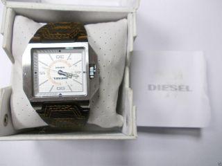 Diesel Armbanduhr The Brave Quarz Dz - 1267 Lederarmband Bild