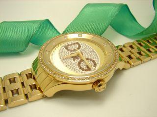 D&g Uhr Golduhr Damenuhr Frauenuhr Dolce&gabbana Bild