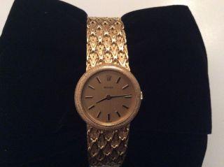 Rolex Cellini Precision Damen Armbanduhr Massiv Gold 750 Ca.  65gramm Bild