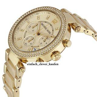 Michael Kors Mk5632 Damenuhr Uhr Armbanduhr Bild