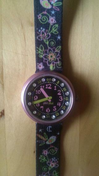 Armbanduhr Flik - Flak Girls Mit Strass Bild