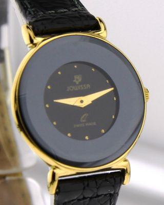 Armbanduhr Jowissa Swiss Made - Mit Lederband Bild