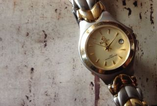 Vintage Elgin Armband Uhr Look Bild