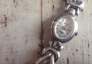 Vintage Gruen Precision Armband Uhr Look Bild