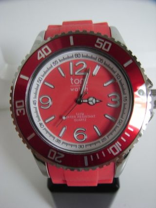 Tomwatch Basic 40 Wa 0073 Strawbery Red Uvp 49,  90€ Bild