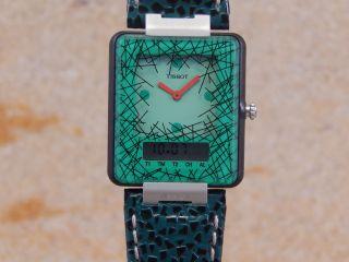 Tissot Damen - Armbanduhr Quarz T36.  1.  771.  71 W45 Bild