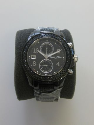 Thomas Sabo Chronograph / Uhr Wa0132 - Glam & Soul / It Girl - Schwarz - Bild
