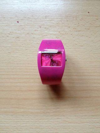 S.  Oliver Uhr Spangenuhr Pink Bild