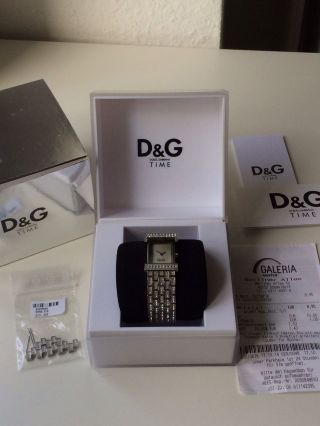 D&g Uhr/armband - Topzustand - Bild