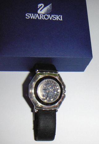 Swarovski Luxus Uhr 100 RaritÄt Np 350,  - Bild