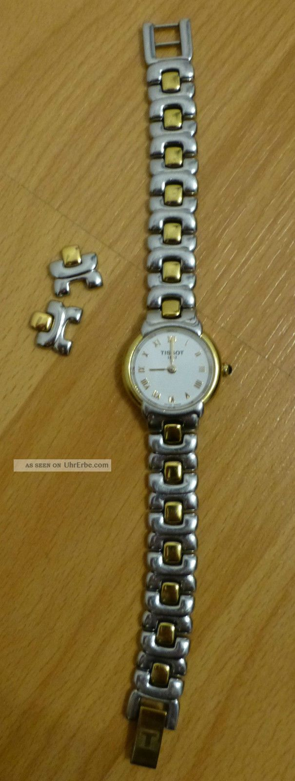 Tissot Damenuhr Armbanduhr Tissot Uhr Armbanduhren Bild