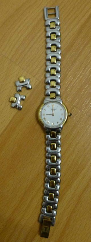 Tissot Damenuhr Armbanduhr Tissot Uhr Bild