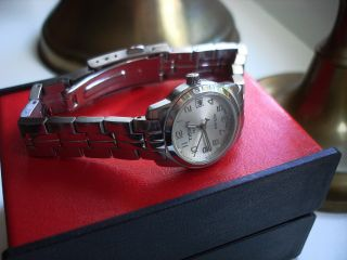 Tissot T - Classic Pr - 100 Neues Modell Sehr SchÖne Damen Uhr Wie Ungetragen Top Bild