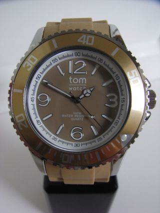 Tomwatch Basic 40 Wa 0078 Golden Sand Uvp 49,  90€ Bild