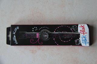 Kinderuhr Flik Flak Hello Kitty Uhr Bild