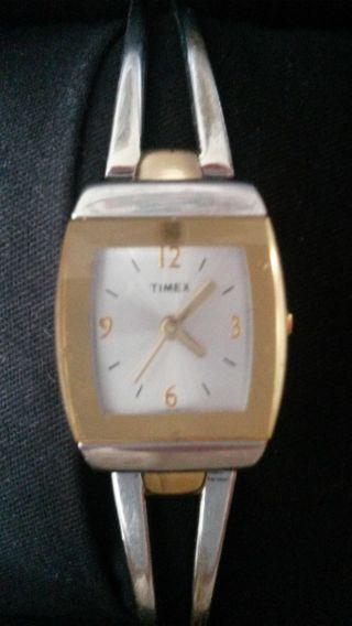 Damenarmbanduhr Timex Bild