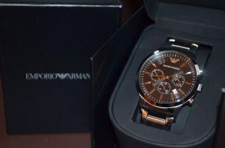 Armani Ar 2434 Armbanduhr Uhr Bild