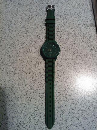 Damen - Armbanduhr Grün Bild