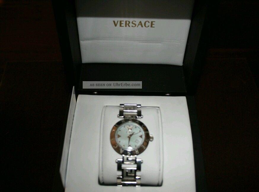 Versace Damenuhr Modell Xlq99 Armbanduhren Bild