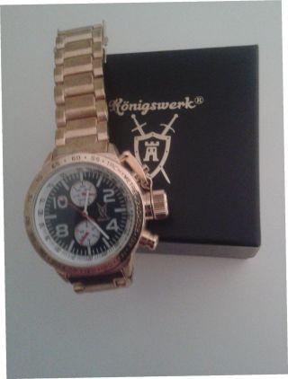 Armbanduhr Königswerk Herren Bild