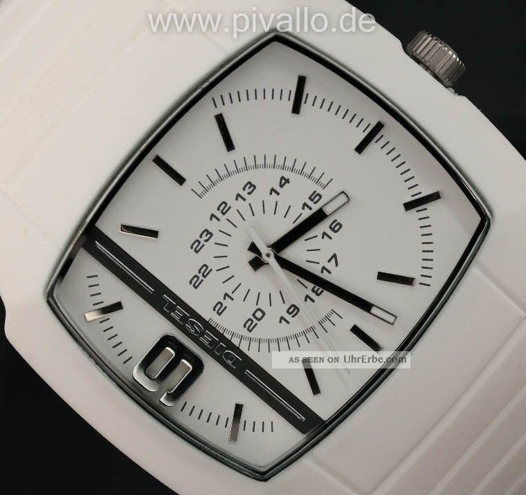 Diesel Uhr Weiss