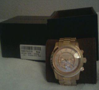 Michael Kors Mk8096 Armbanduhr Für Damen Und Herren Bild