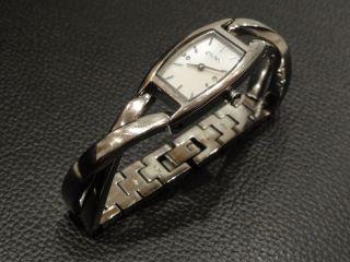 Dkny Ny4631 Damenuhr Armbanduhr Silber Edelstahl Bild