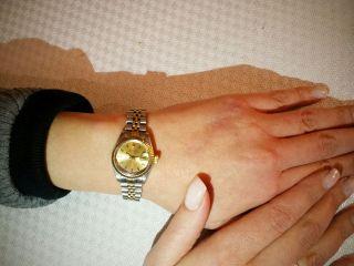 Rolex Oyster Perpetual Lady - Date Bild