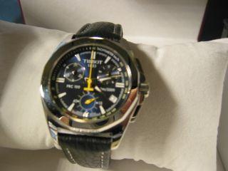 Tissot Prc 100 Damenchronograph & Ovp Top Bild