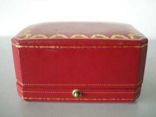 Cartier Paris Vintage Armbanduhr Box Um1980 Ansehen Top Bild
