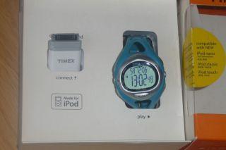 Timex Ironman T5k049y7 Armbanduhr; Icontrol Für Ipod Bild