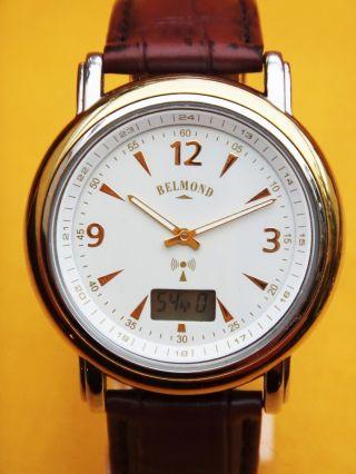 Armbanduhr Belmond Funkuhr Bild