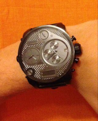 Diesel Herrenchronograph Mr Daddy Ø 57mm Dz7193 Armbanduhr Bild