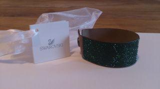 Swarovski - Armband Smaragdgrün Bild