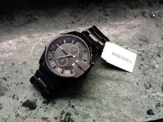 Diesel Uhr Dz4180 Armbanduhr - Orginal Schachtel - Mit Heft Bild