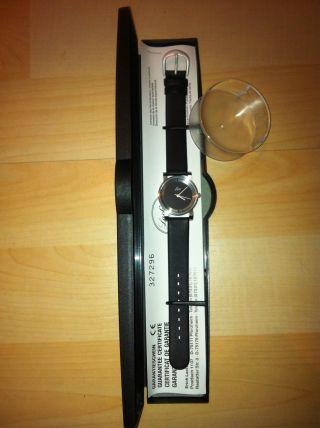 Lacher Quarz - Armbanduhr