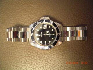 Dugena Diver Automatic,  (ref.  52381),  Sehr Gepflegt, Bild