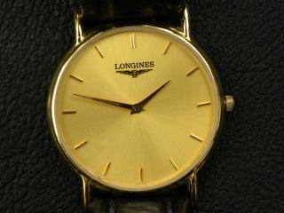 Edle Longines Grand Classic Top ° Bild