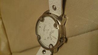 Diesel Herren - Armbanduhr Chronograph - Weiß Bild