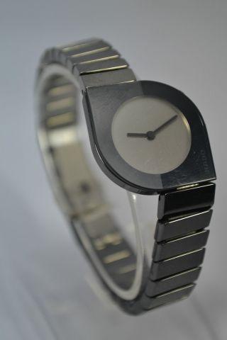 Rado Diastar Keramik Damenuhr Swiss Schweizer Uhr Bild