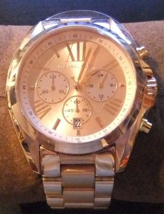 Michael Kors Uhr Modell Mk 5503 Mit Etikett Bild
